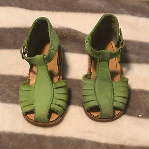 Kids French sandals